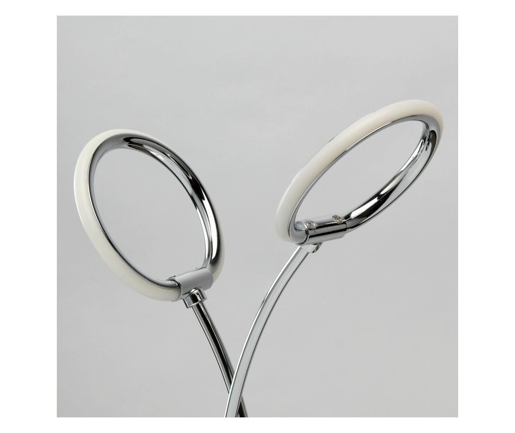 Veioza Galaxy Circles Silver