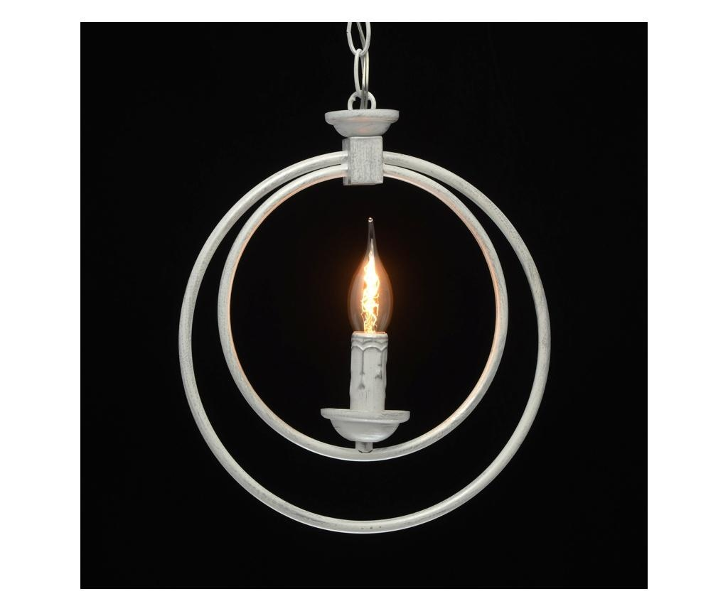 Lustra Candle Light White