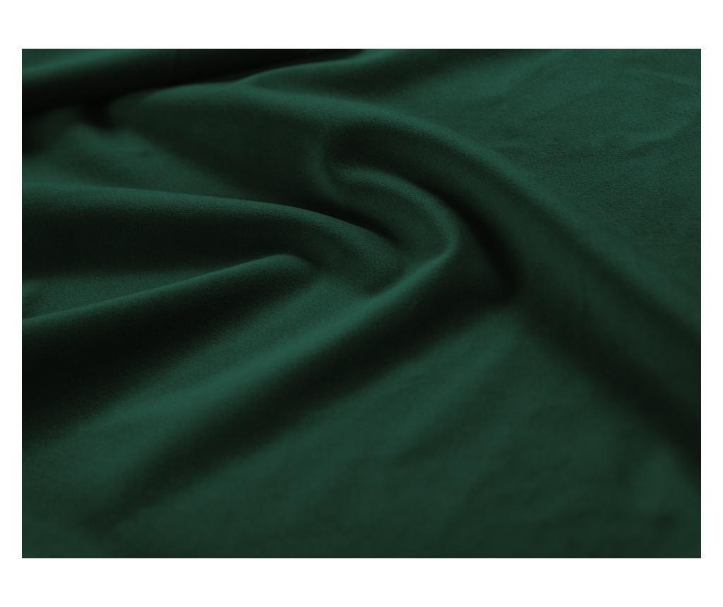 Canapea extensibila 3 locuri Basso Bottle Green