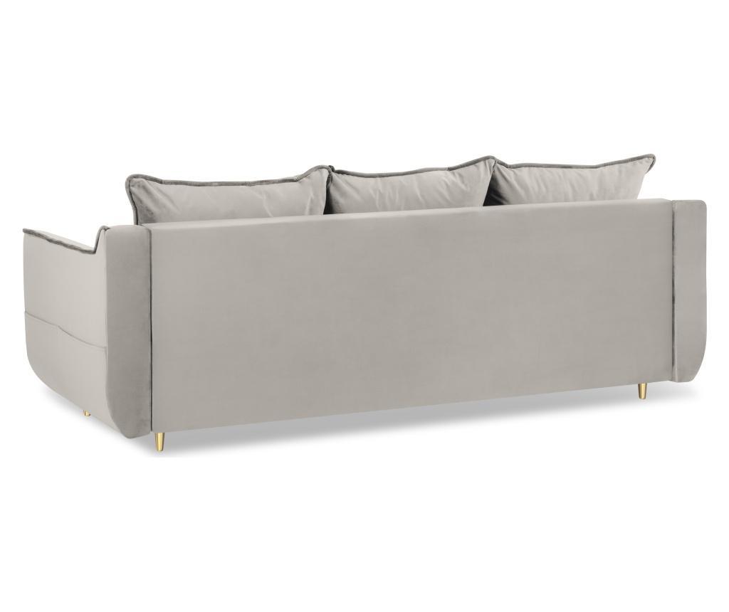 Rozkładana kanapa 3-osobowa Basso Beige