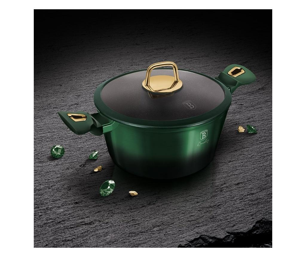 Oala cu capac Emerald 24 cm