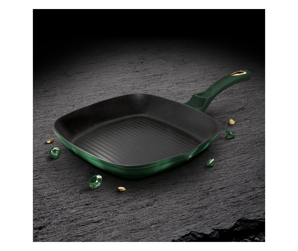 Tigaie grill Emerald 28 cm
