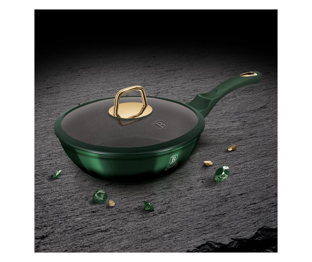 Emerald Mély serpenyő fedéllel 24 cm