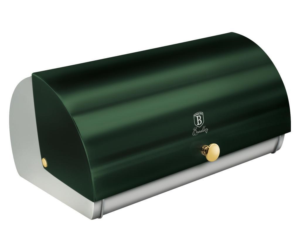 Cutie pentru paine Emerald