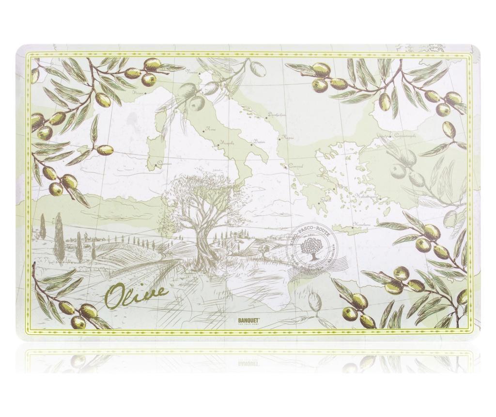 Podmetač Fields of Olives 28x43 cm