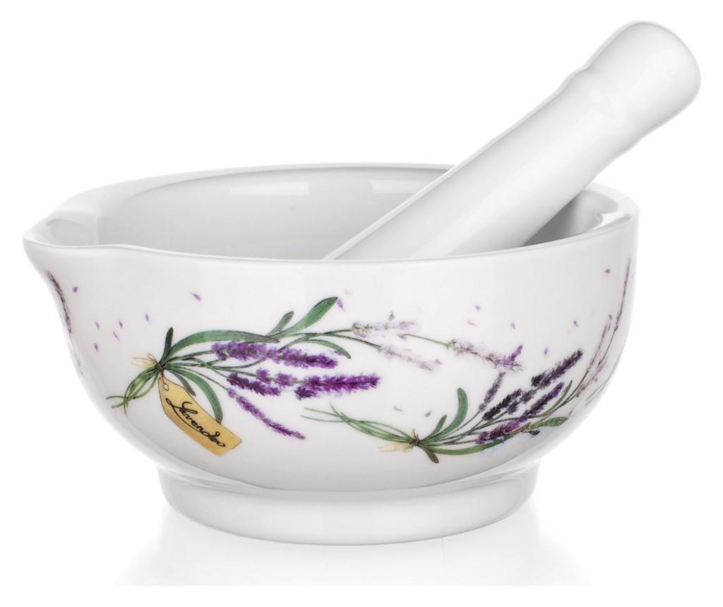 Set mojar si pistil Lavender Flowers