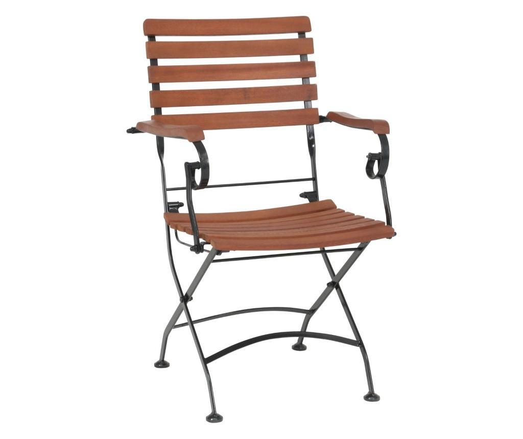 Borkum Összecsukható kültéri szék
