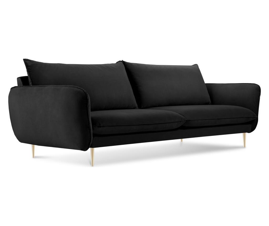 Sofa trosjed Florence Black