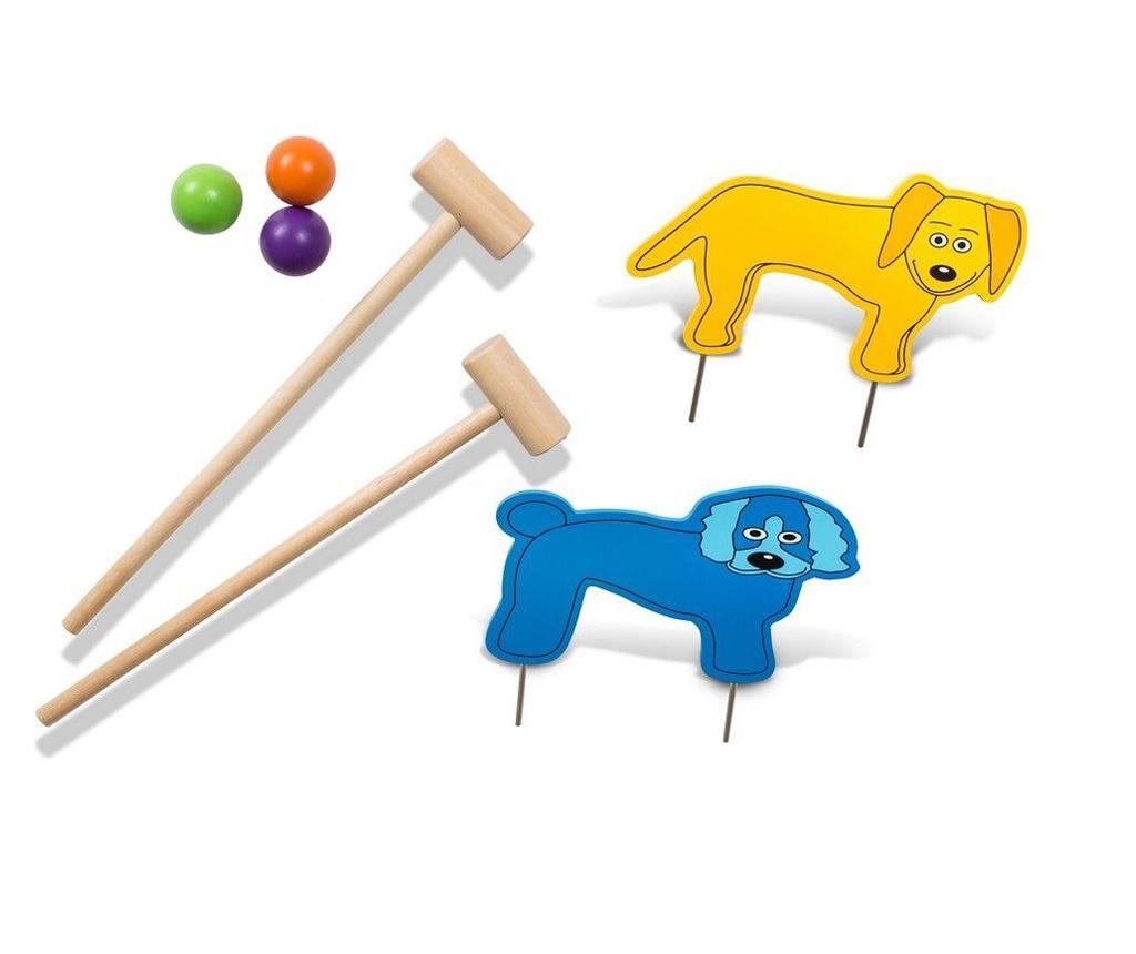 Joc crochet Dogs