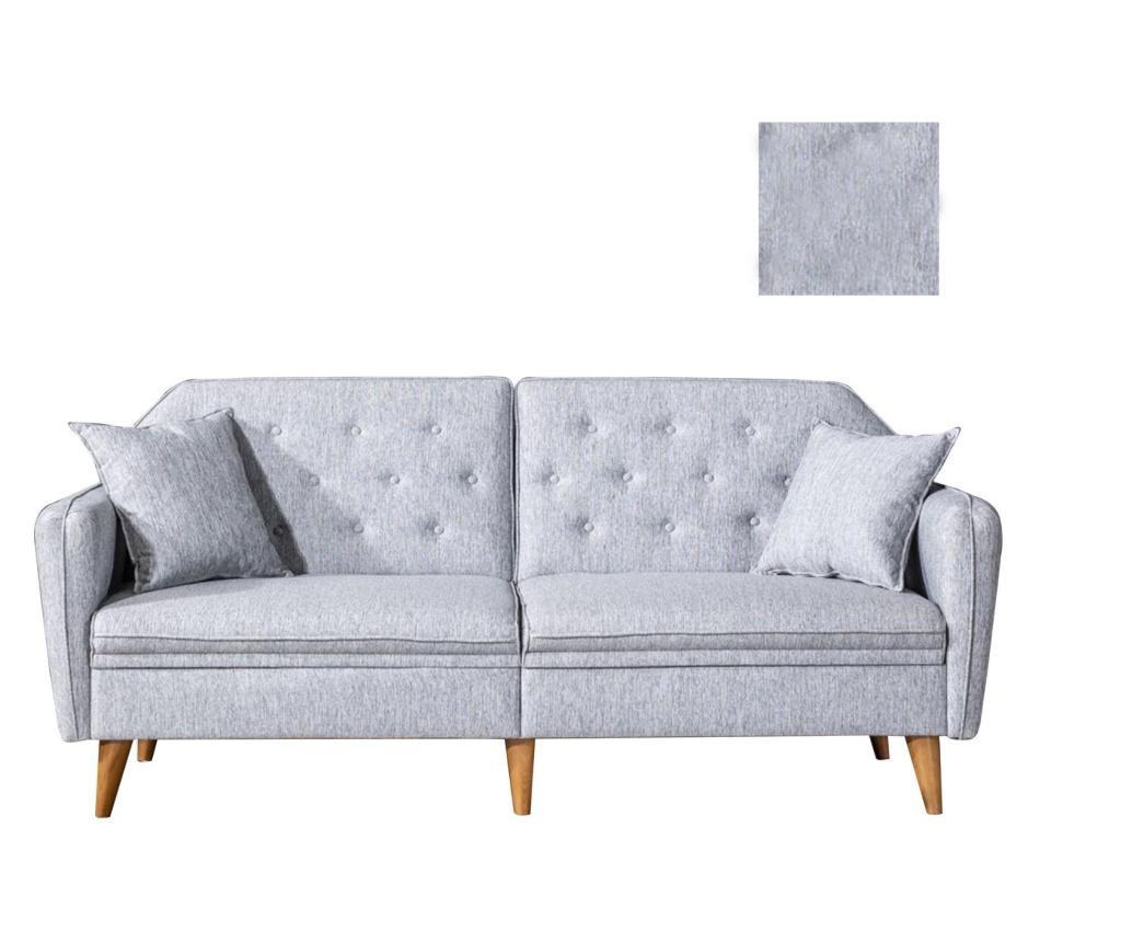 Canapea extensibila cu 3 locuri Susan Grey