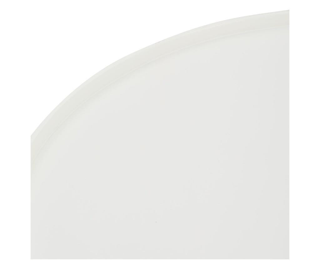 Masuta de cafea Opus Large White