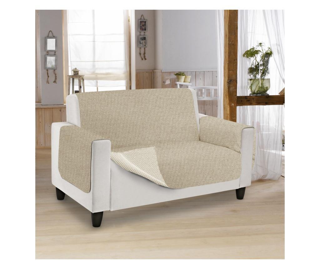 Navlaka za fotelju Non-Slip Vischio Tortora 140x65 cm