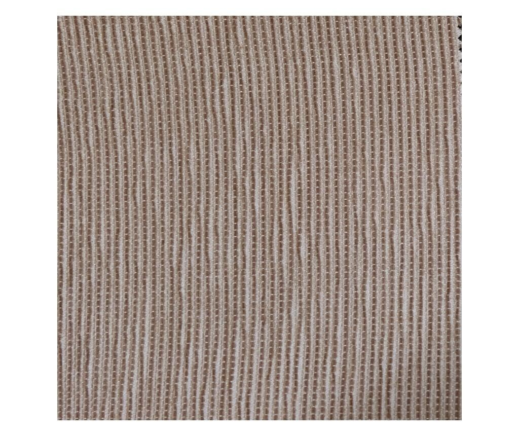 Navlaka za dvosjed Chenille Salva Taupe 115x95x220 cm