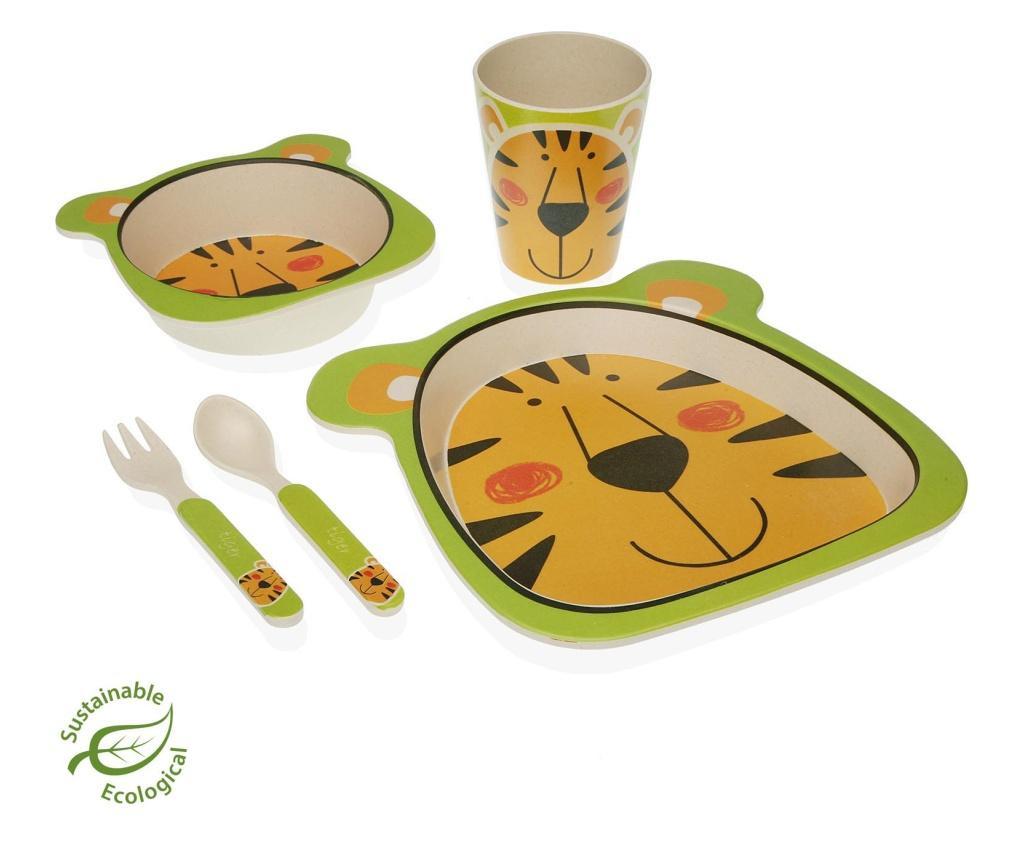 Set de masa pentru copii 5 piese Baby