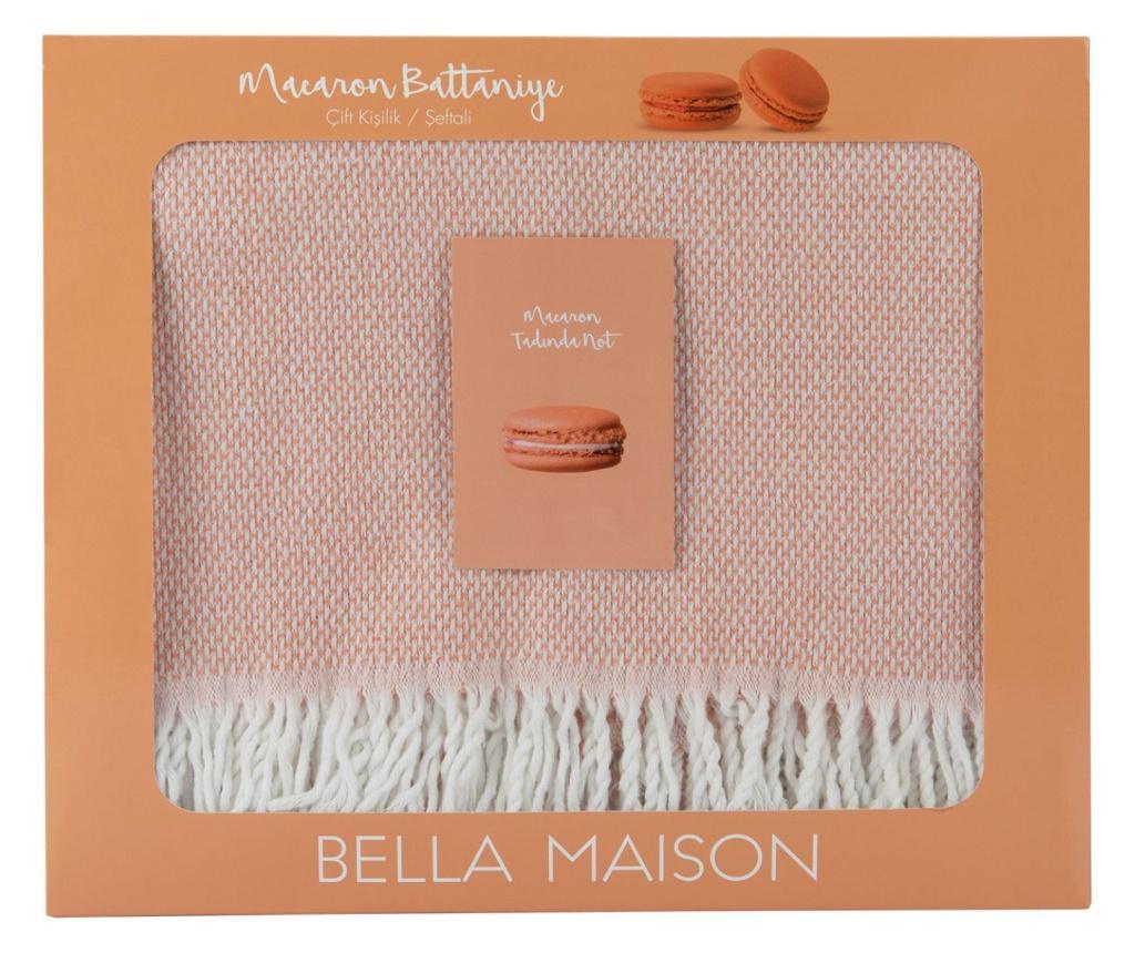 Одеяло Macaron Peach 180x220 cm
