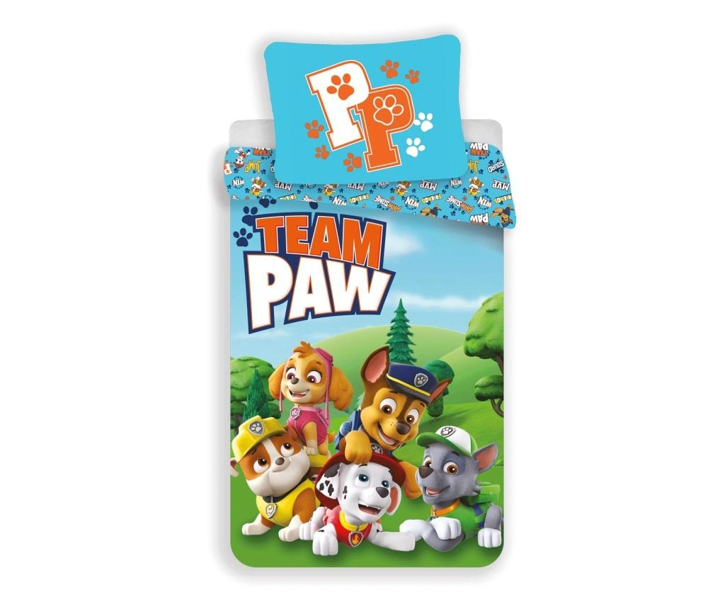 Set de pat Single Ranforce Team Paw