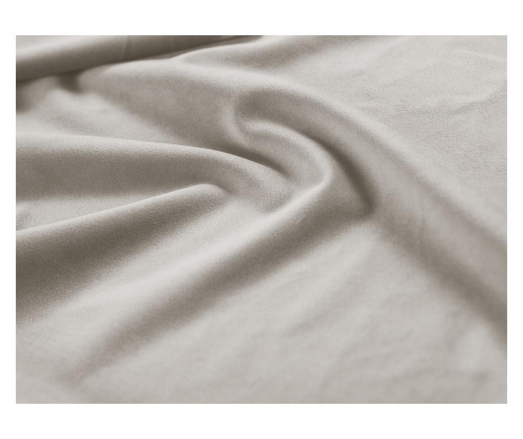 Čelo postele Si Velvet Beige 120x140 cm