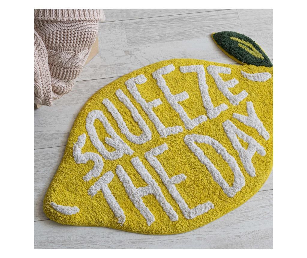 Dywanik łazienkowy Squeeze The Day 48x78 cm