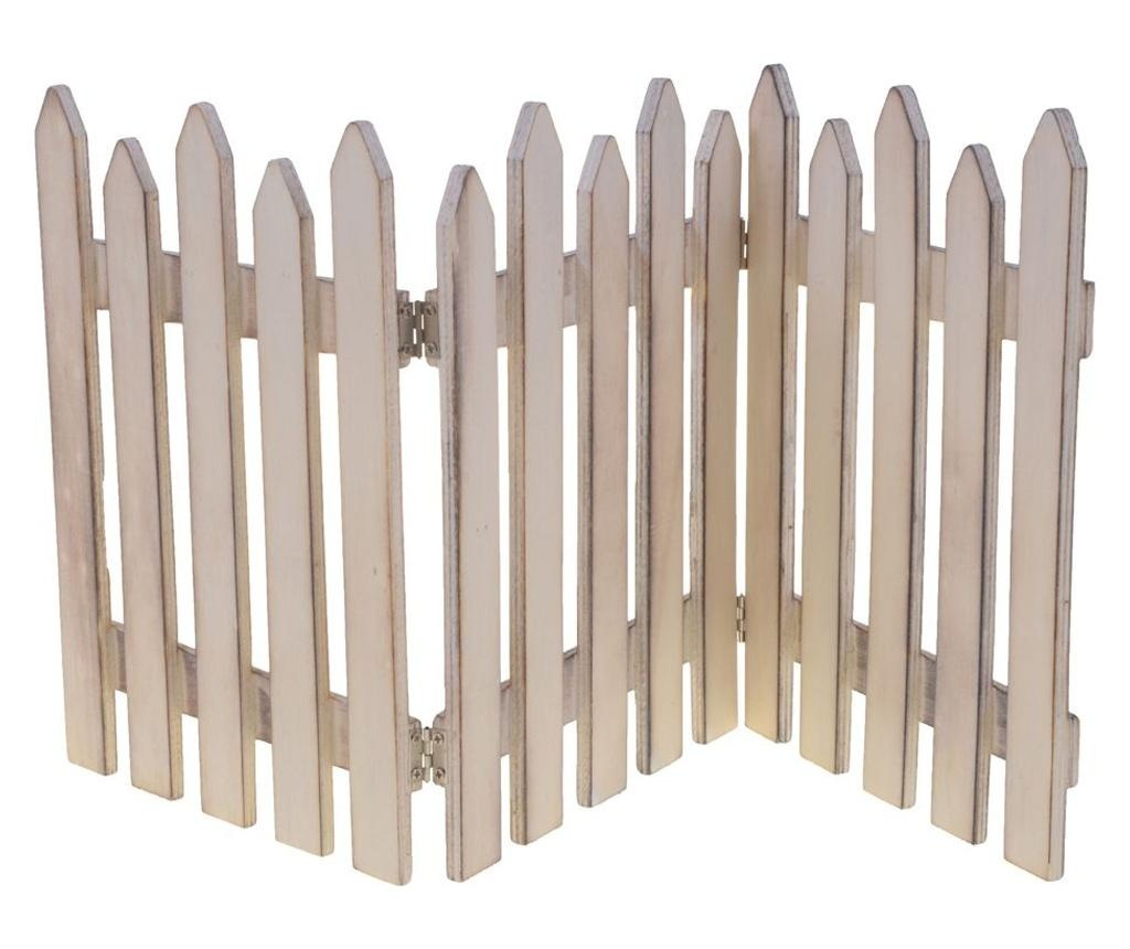 Gard decorativ