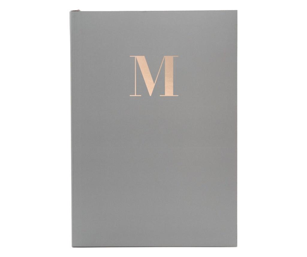 Monogram Granite M Jegyzetfüzet A5