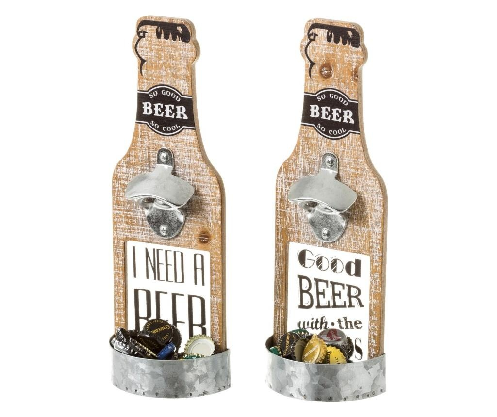 Sada 2 otvíráků na láhve