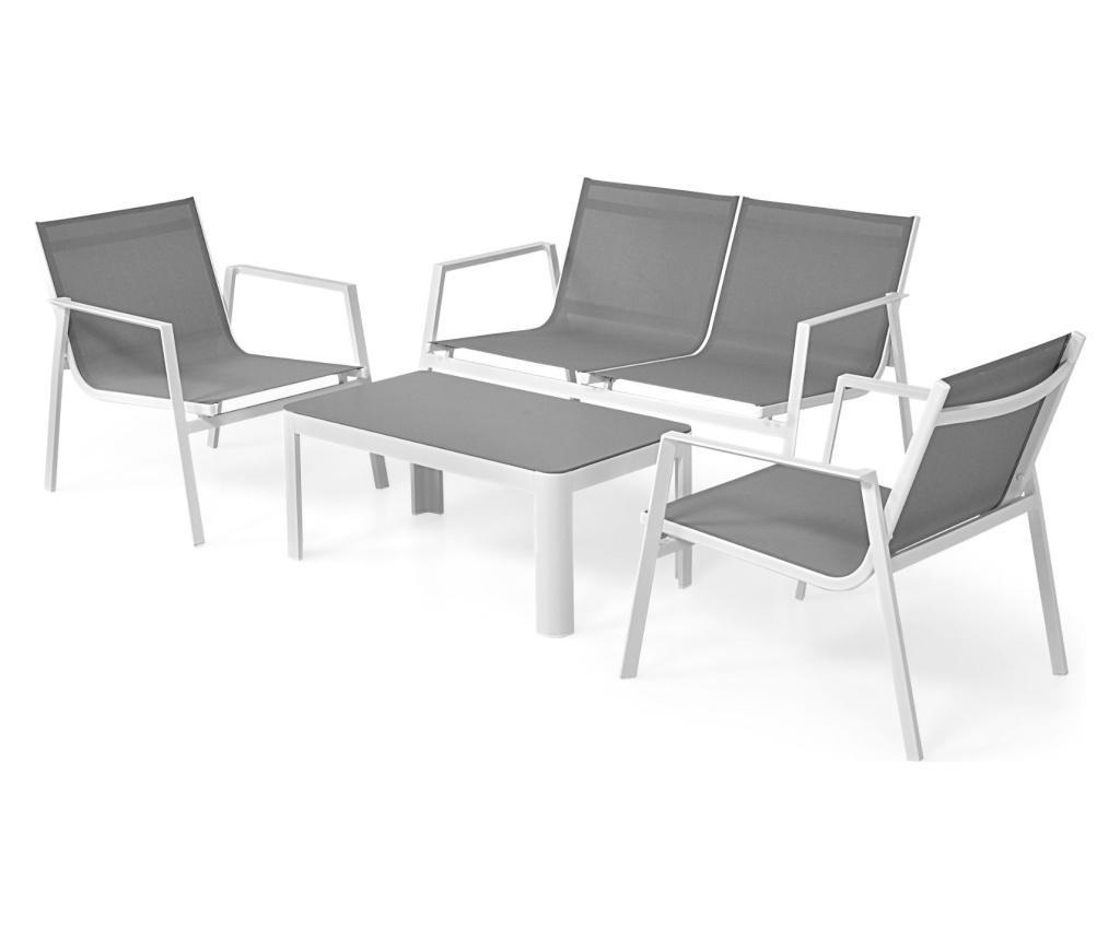 Celvo 4 darabos Kültéri bútor garnitúra