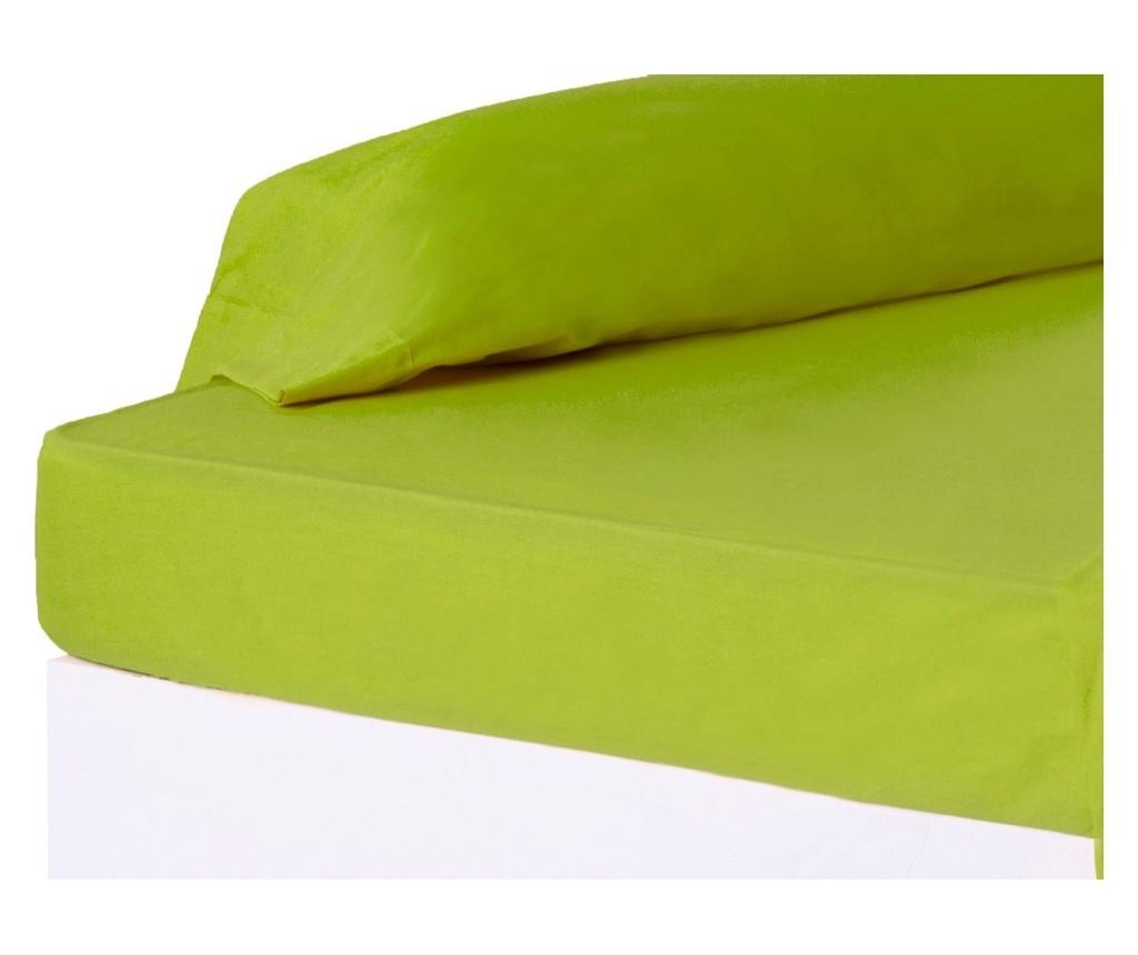 Cearsaf de pat cu elastic  90x200 cm
