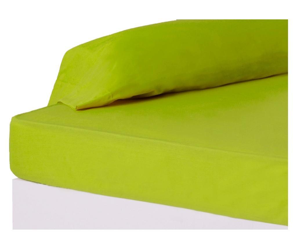 Cearsaf de pat cu elastic  135x200 cm