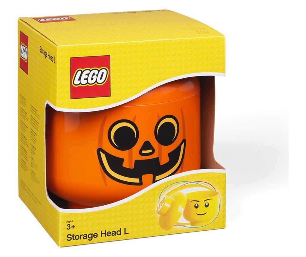 Cutie mare pentru depozitare LEGO Halloween M