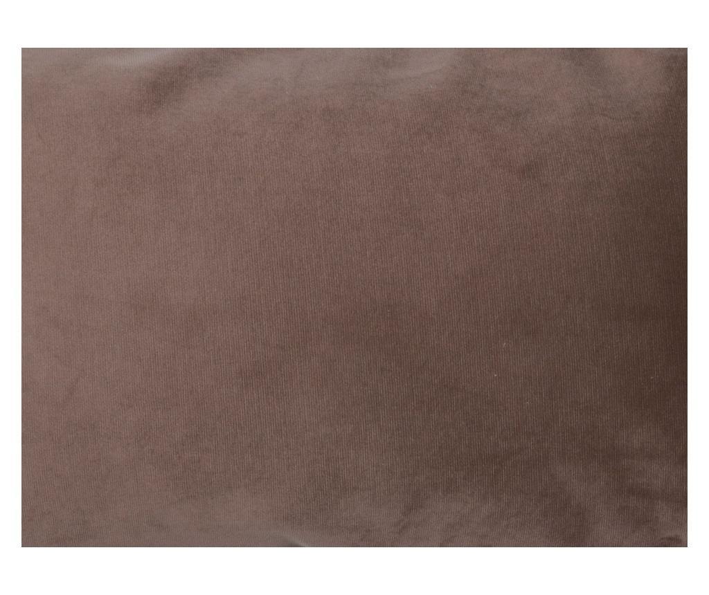 Ukrasni jastuk Edena Brown 30x50 cm
