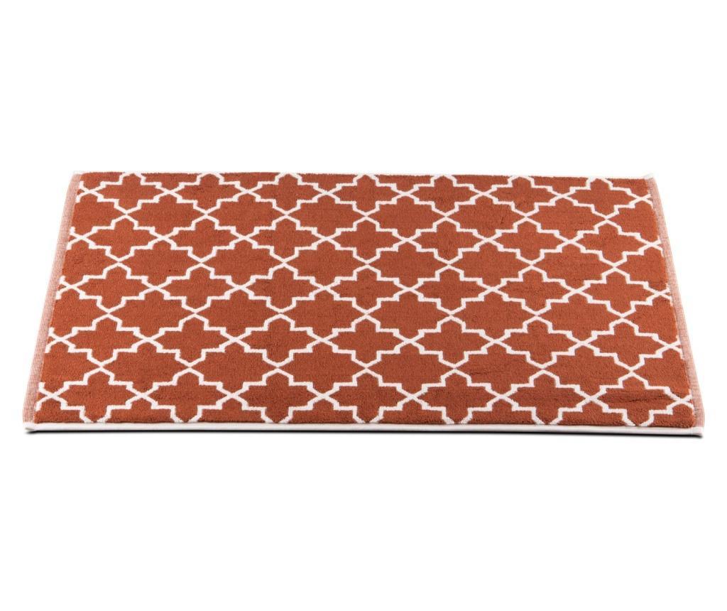 Dywanik kąpielowy Marrakesh Brown 60x100 cm
