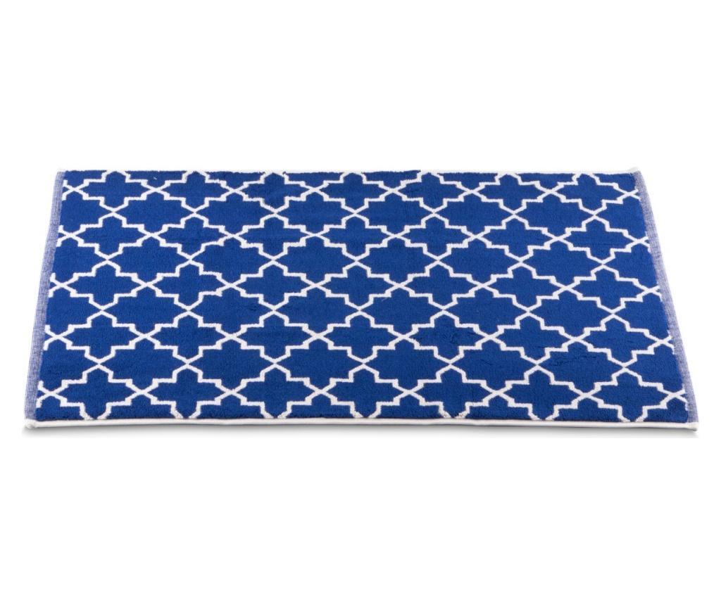 Dywanik kąpielowy Marrakesh Indigo 60x100 cm