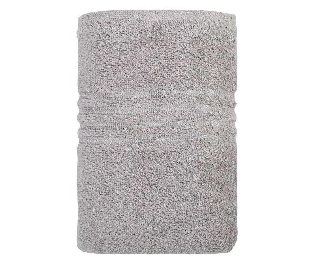 Prosop de baie Linear Grey 90x150 cm
