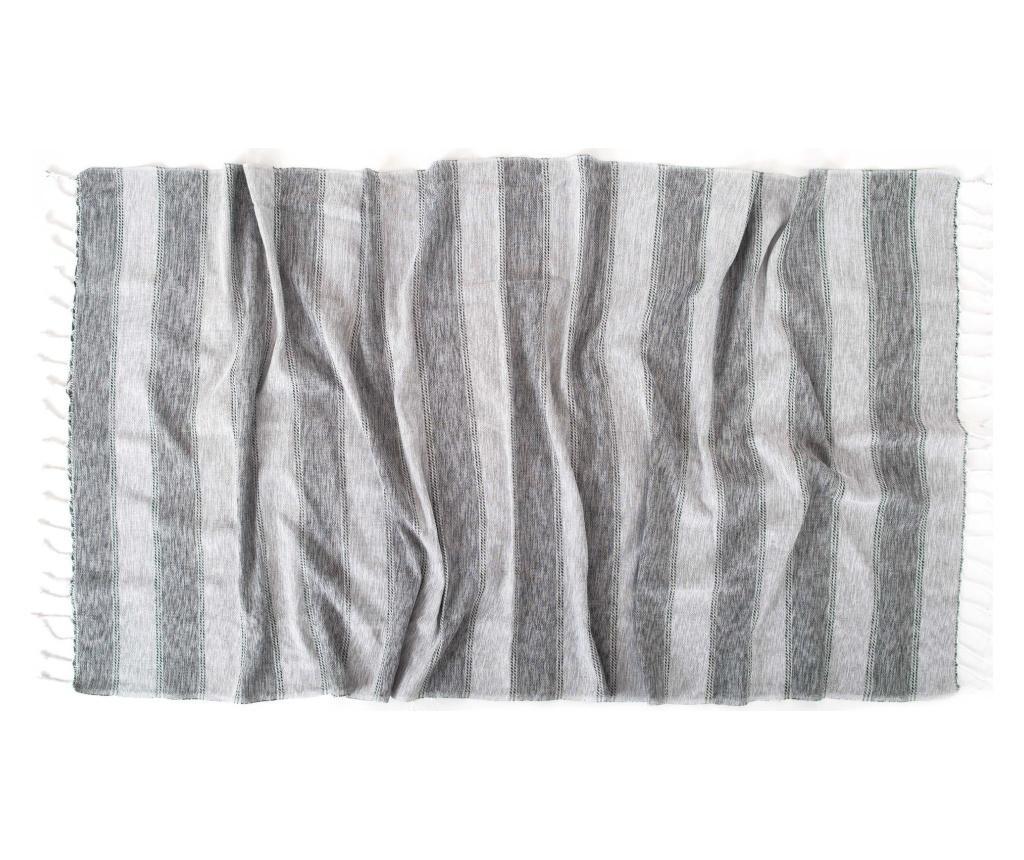 Prosop Peshtemal Ege Grey 90x170 cm
