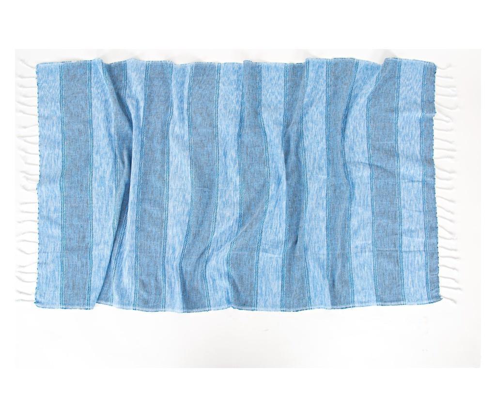 Prosop Peshtemal Dominika Blue 90x170 cm