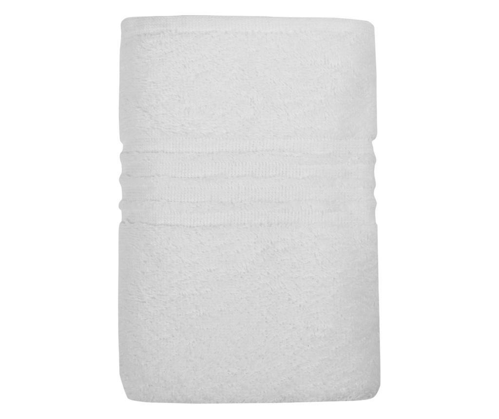 Prosop de baie Linear White 90x150 cm