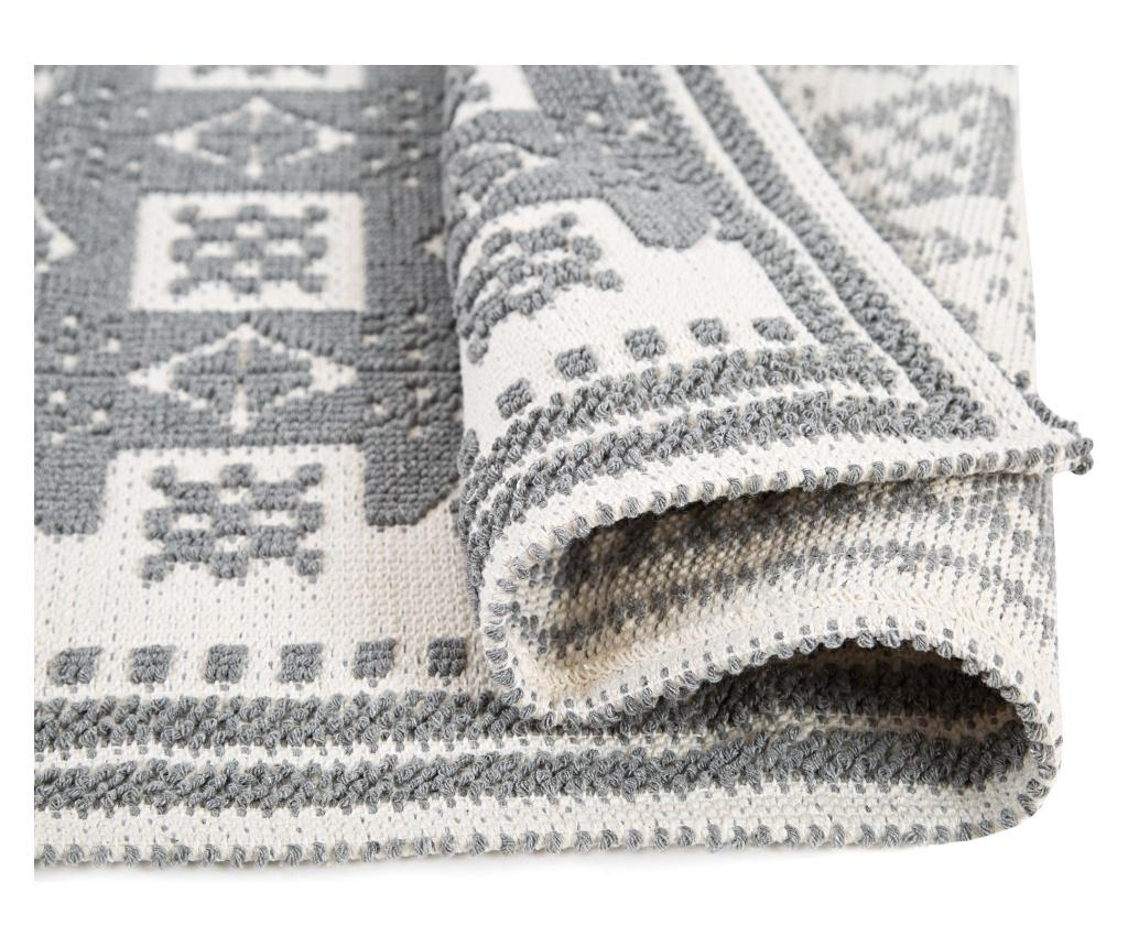 Palmed Grey 2 db Fürdőszoba szőnyeg