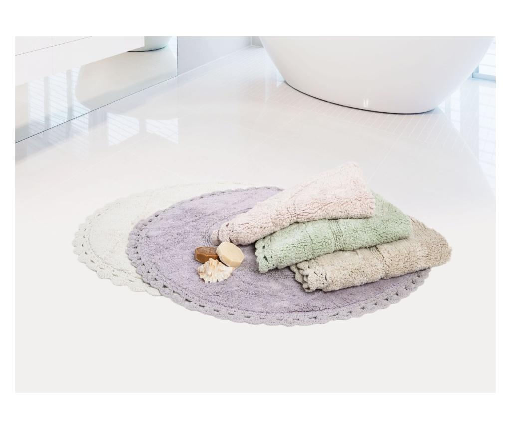 Catty Mint Fürdőszoba szőnyeg 80 cm