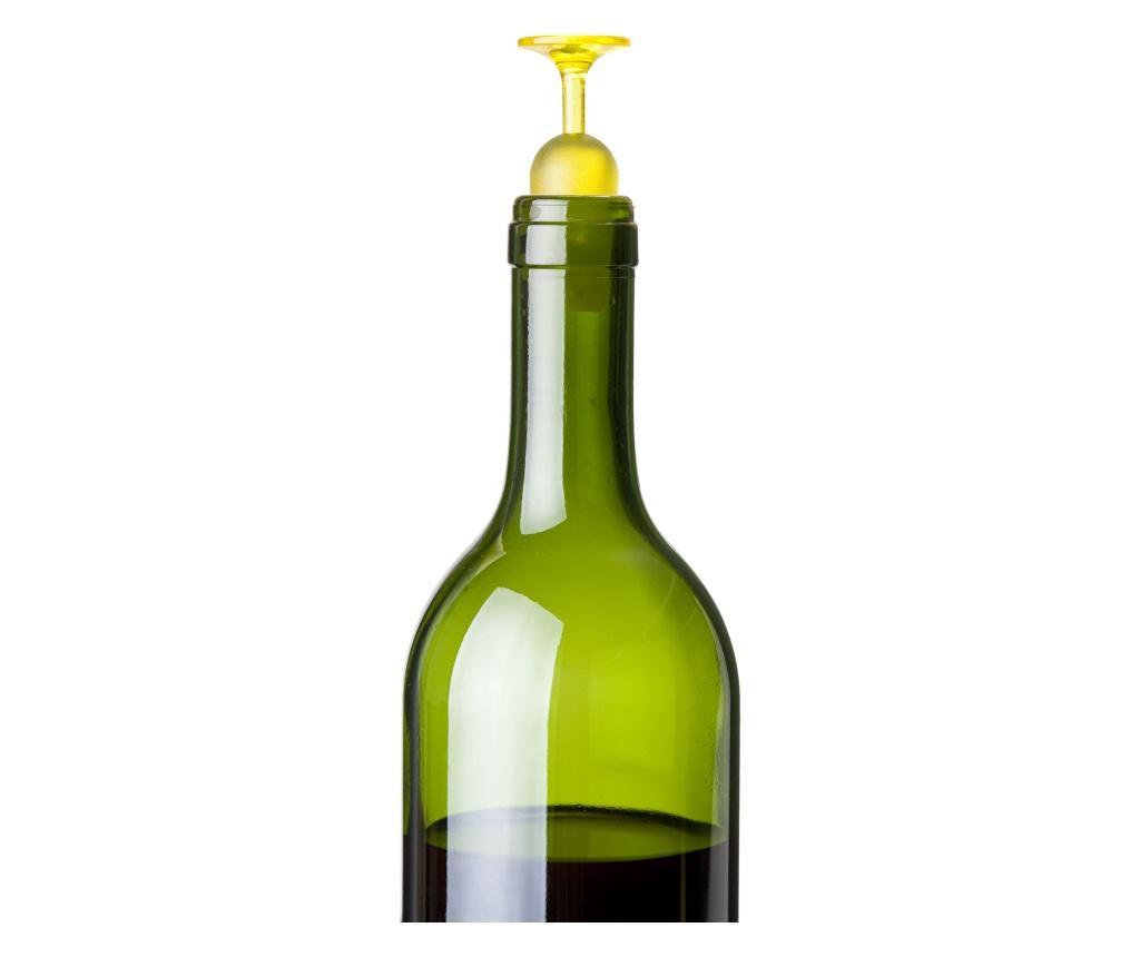 Sada 2 zátky na fľaše vína