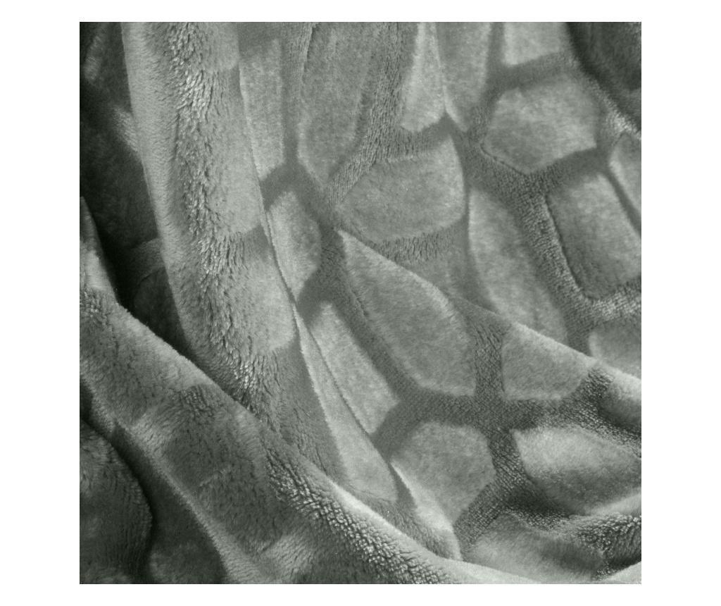 Deka Diana Silver 150x200 cm