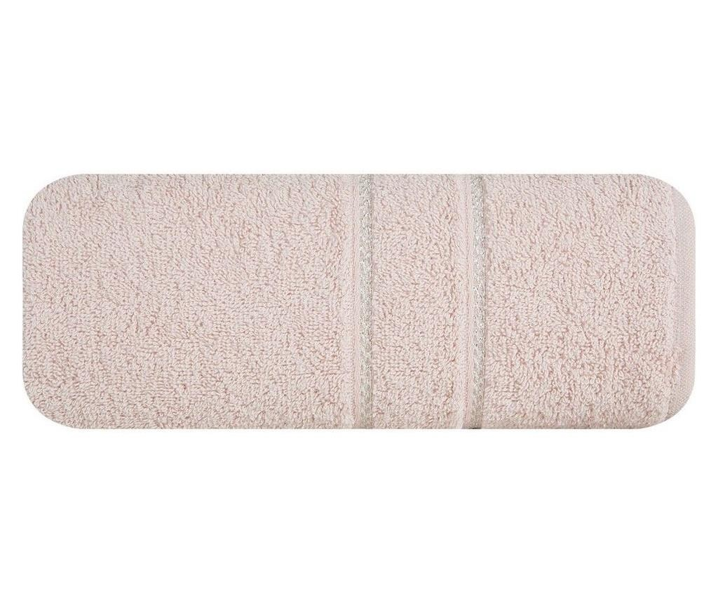 Prosop de baie Mel Pink 70x140 cm