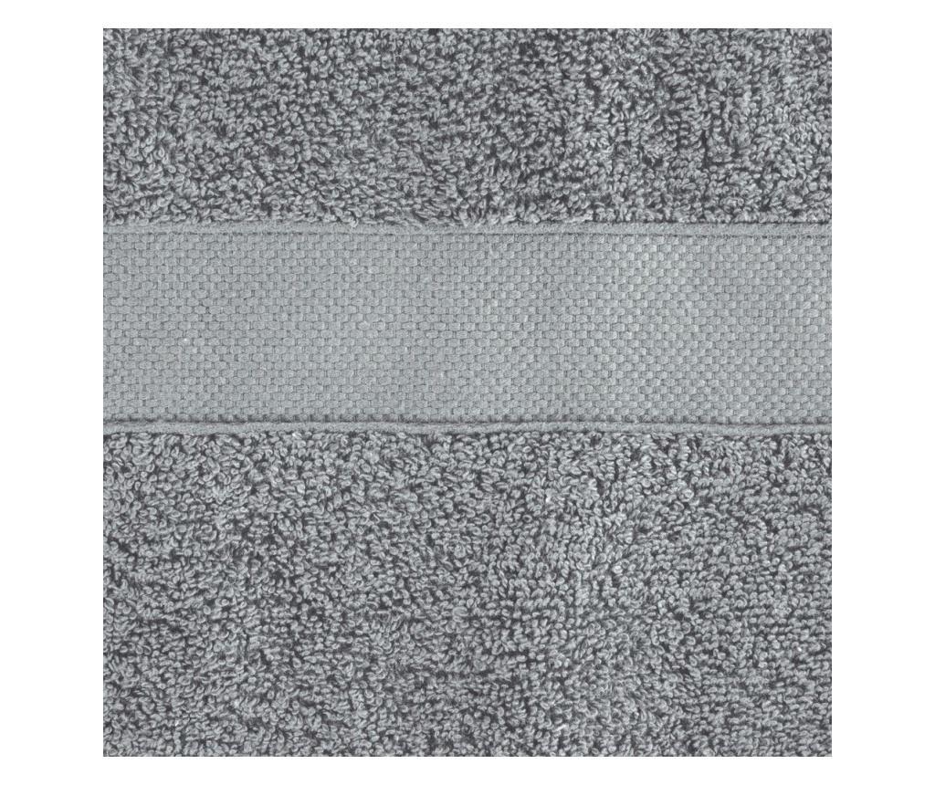 Prosop de baie Ada Silver 50x90 cm