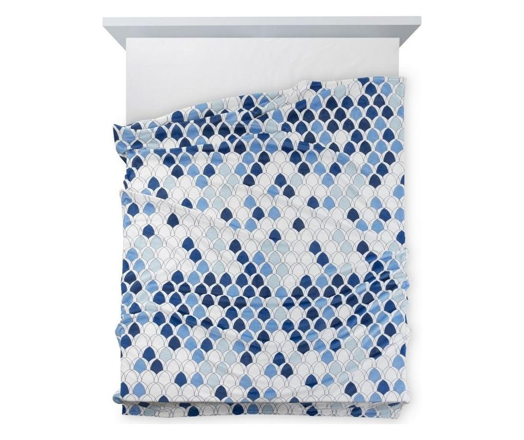 Deka Kloe Blue 150x200 cm