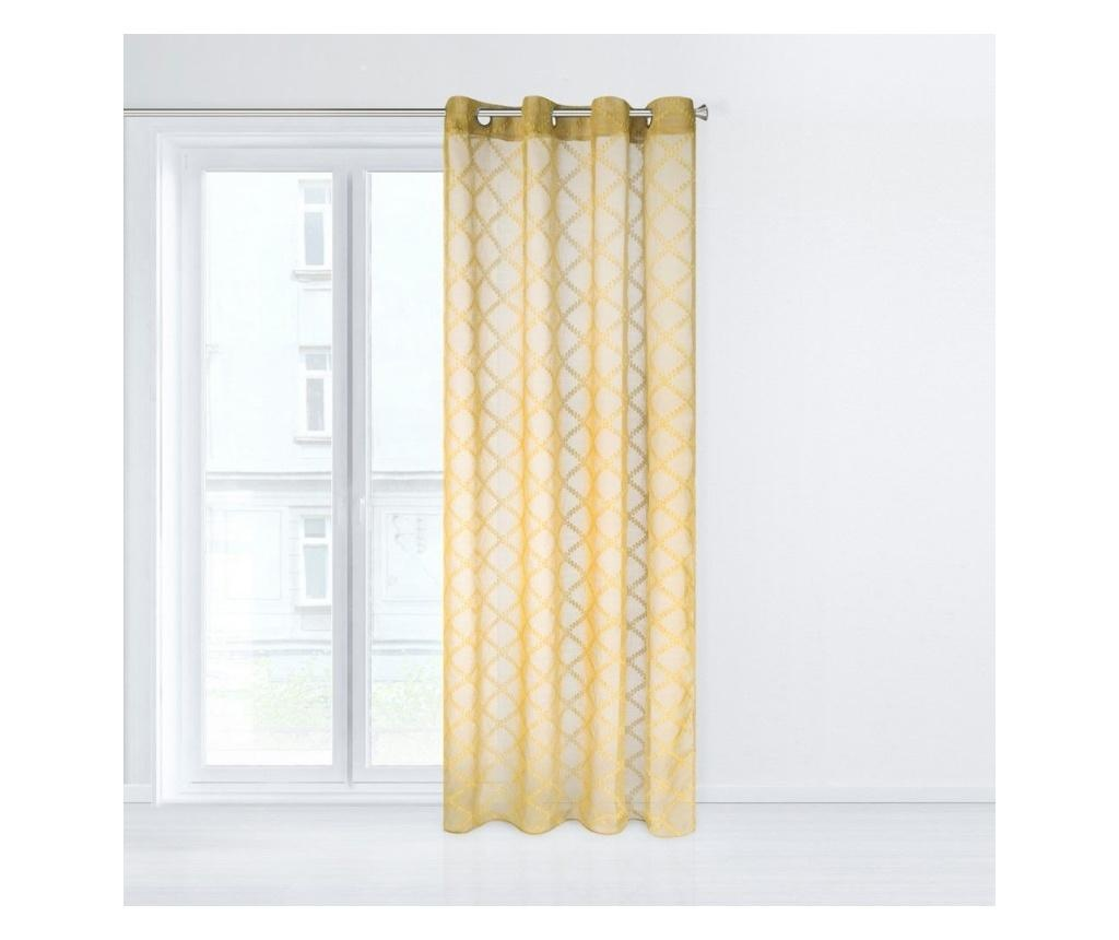 Betsy Yellow Függöny 140x250 cm