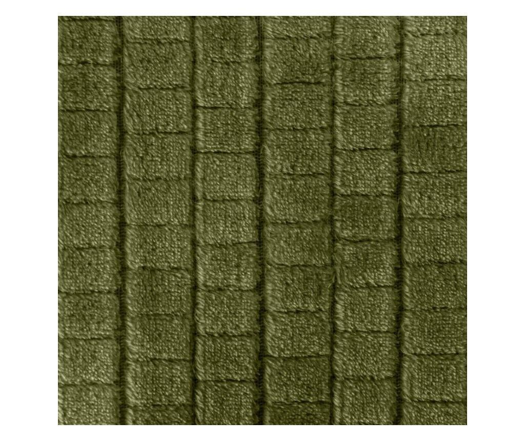 Pléd Cindy2 Green 200x220 cm