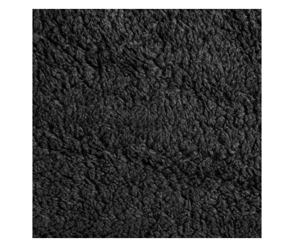 Deka Montana Black 150x200 cm