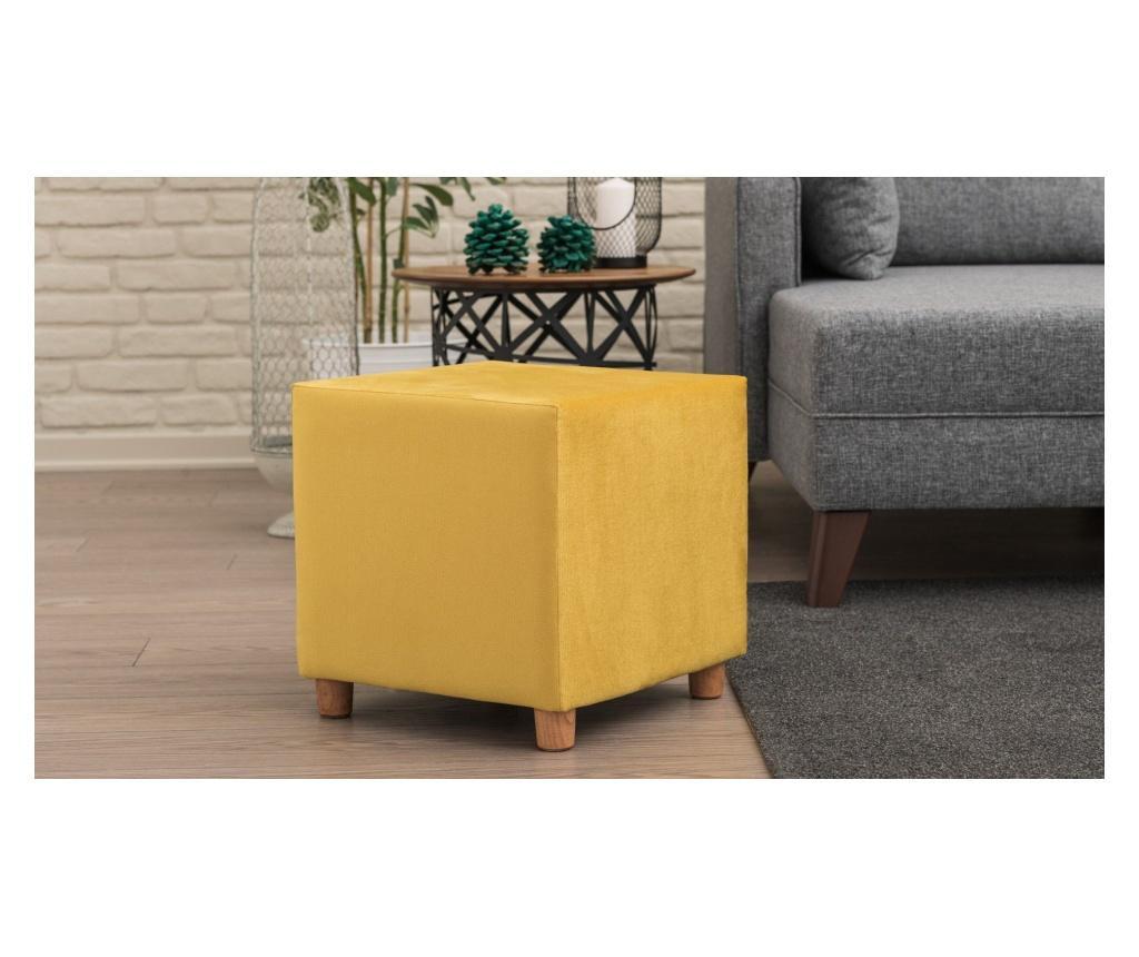 Taburet Daisy Yellow
