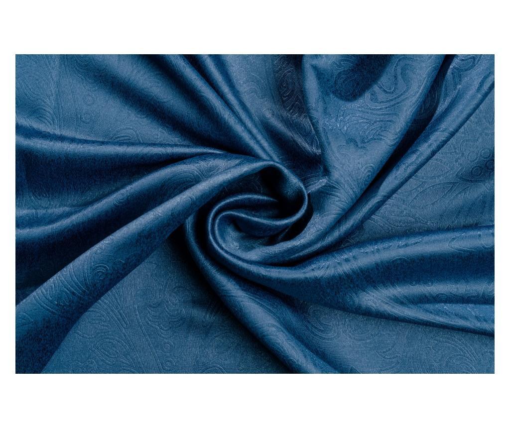 Set 2 draperii Cora 140x245 cm