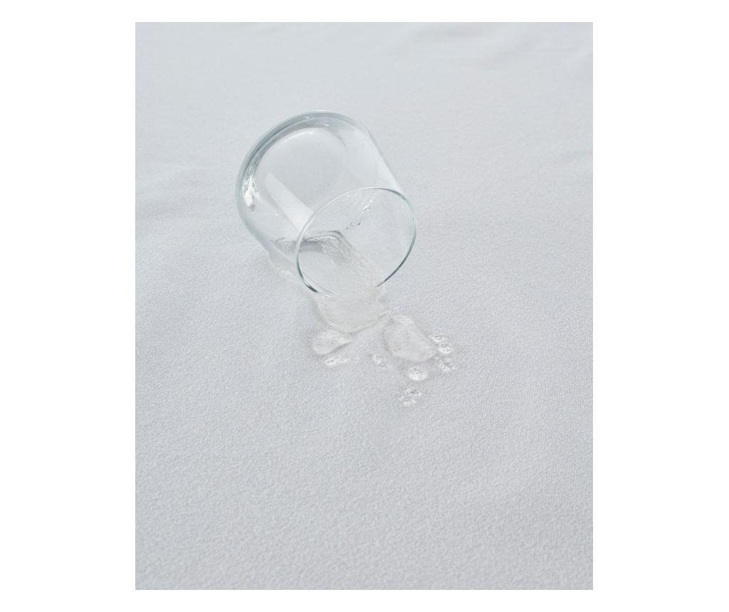 Protectie impermeabila pentru saltea Zipper 120x200 cm