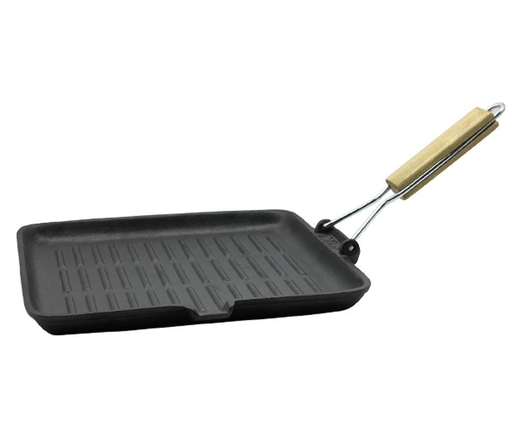 Tigaie grill  28x28 cm